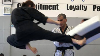 Adults/Teen's Martial Arts