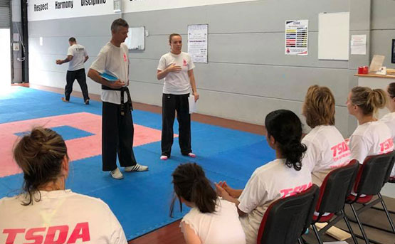Self Defence For Women 3