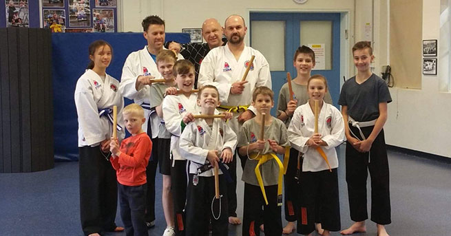 Blue Mountains Hapkido