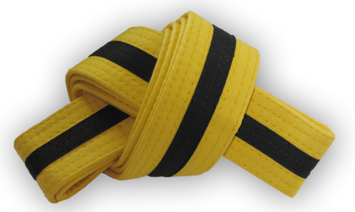 yellow bstripe